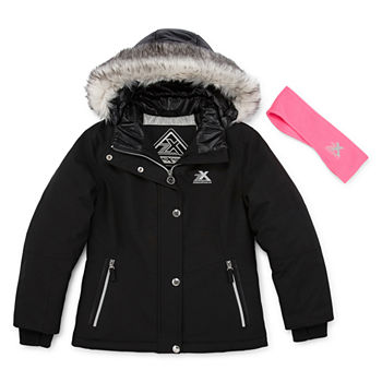 8324ce6a3 Winter Coats for Girls | Winter Jackets & Coats for Girls | JCPenney