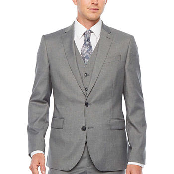 JF J.Ferrar Ultra Comfort Stretch Slim Fit Suit Jacket