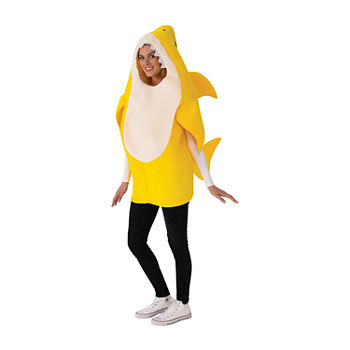 Baby Shark - Adult Baby Shark Costume One Size Fits Most Unisex Adult Costume Unisex Adult Costume