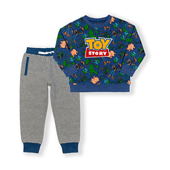 Disney Toddler Boys Toy Story 2-pc. Pant Set