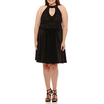 4466c724b46 Party Black Dresses for Juniors - JCPenney