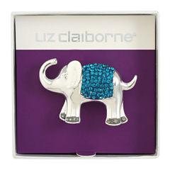Liz Claiborne Blue Pin