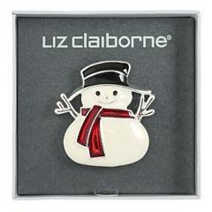 Liz Claiborne Multi Color Pin