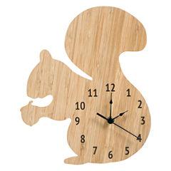 Trend Lab Squirrel Wall Clock
