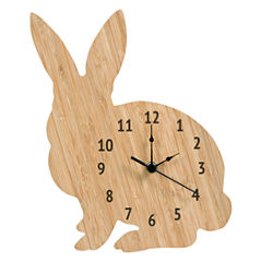 Trend Lab Bunny Wall Clock