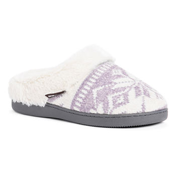 df3c61e4f337 Muk Luks Women s Slippers for Shoes - JCPenney