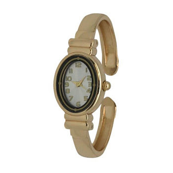Olivia Pratt Womens Gold Tone Bracelet Watch - 17296bgold