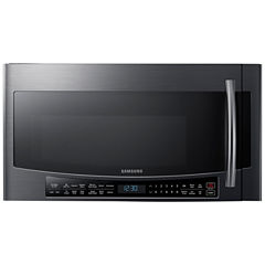 Samsung 1.7 Cu. Ft. Over-the-range Convection Microwave with Slim Fry™ Technology