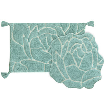 Bacova Guild Addley 2 Pc Bath Rug Set