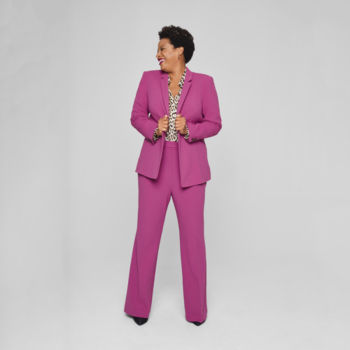 Windowpane Suits Suit Separates For Women Jcpenney