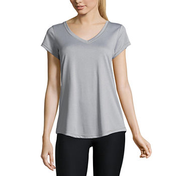 Xersion Short Sleeve Performance Tee - Tall