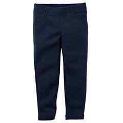 Carter's Knit Leggings - Preschool Girls