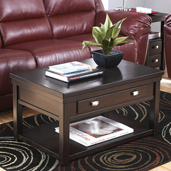 Coffee Tables Modern Coffee Table - Ashley mallacar coffee table