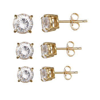 3d2809b65 Earring Sets Silver Jewelry for Jewelry & Watches - JCPenney