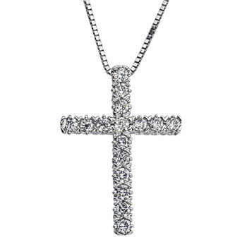 10k Gold Cross Fine Necklaces   Pendants for Jewelry   Watches - JCPenney 2be283e49