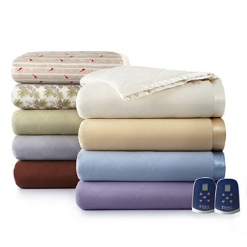Heavyweight Blankets Amp Throws For Bed Amp Bath Jcpenney