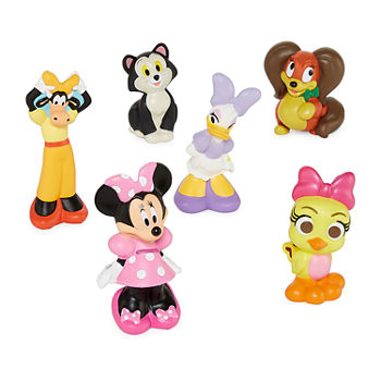 Disney Collection Minnie Mouse Bath Toy