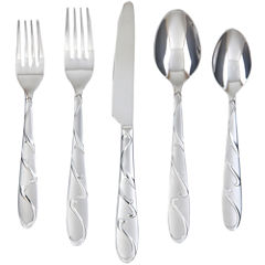 Farberware® Chipotle Sand 20-pc. Flatware Set