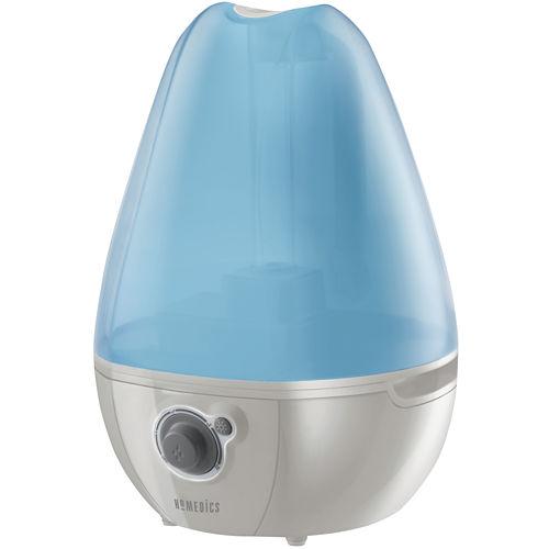 HoMedics® Cool Mist Ultrasonic Humidifier   Light