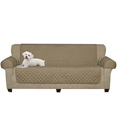 Maytex Smart Cover™ 3-pc. Sueded Waterproof Loveseat Pet Cover