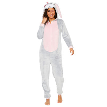 38574b720f Juniors Size Long Sleeve Pajamas   Robes for Women - JCPenney