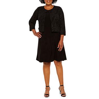 Plus Size Black Church Dresses For Women Jcpenney