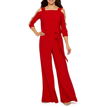 5a740183426 Red Jumpsuits   Rompers for Women - JCPenney