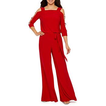 4958a0a8530 Scarlett Sleeveless Jumpsuit-Plus. Add To Cart. Few Left