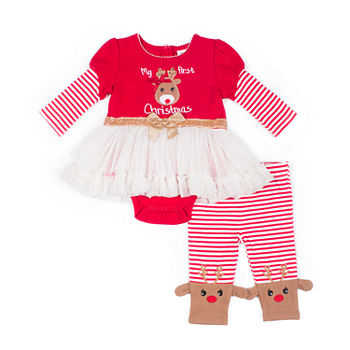 17d96a07f Newborn Baby Girl Clothes 0-24 Months for Baby - JCPenney