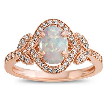 5933aab948dc4 October Birthstone, Opal Gemstone Jewelry - JCPenney