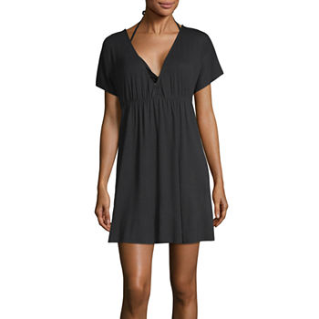 5b88f0afa3 a.n.a Swimsuit Cover-Up Dress. Add To Cart. New. Black