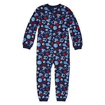 One Piece Pajamas Pajamas for Kids - JCPenney b5440e437