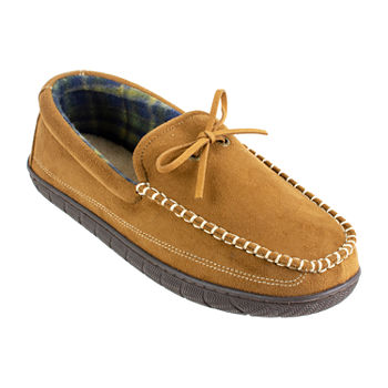5001b7eba4e68 Moccasin Slippers Slippers All Men s Shoes for Shoes - JCPenney
