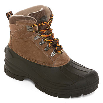 Weatherproof Water Resistant Men s Boots for Shoes - JCPenney dce9e4eddb50