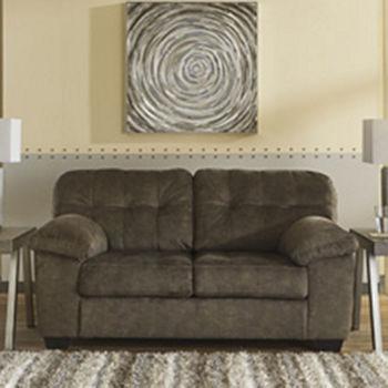 Admirable Signature Design By Ashley Accrington Loveseat Uwap Interior Chair Design Uwaporg