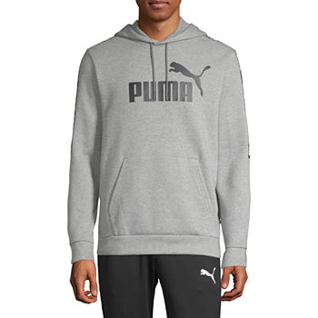 Puma Amplified Mens Long Sleeve Hoodie