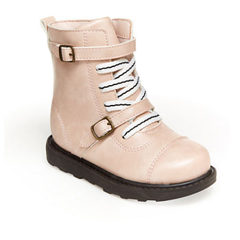 Carter's Toddler Girls Lydia Combat Boots