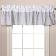 Trend Lab® Gray Circles Window Valance