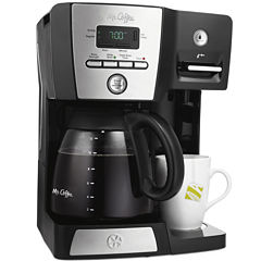 Mr. Coffee® Versatile Brew 12-Cup Programmable Coffee Maker  and Hot Water Dispenser BVMC-DMX85