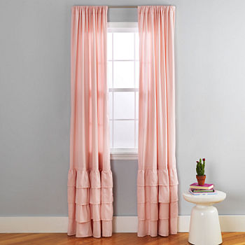 Frank And Lulu Girls Bedroom Curtains & Decor for Bed & Bath - JCPenney