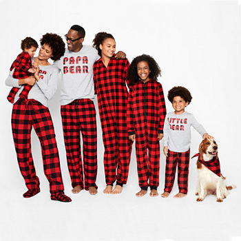 1ff7eb492 Long Sleeve Pajamas for Kids - JCPenney