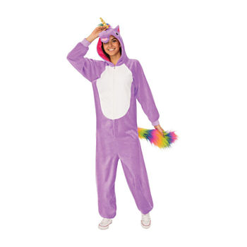 Purple Unicorn Comfy Wear Adult Costume Unisex Costume Unisex Costume