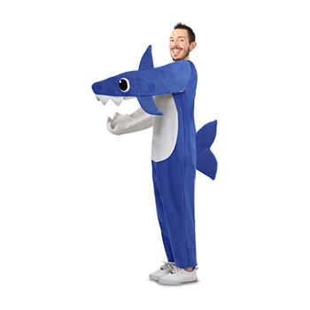 Adult Chompin' Daddy Shark With Sound Chip Unisex Costume Unisex Costume