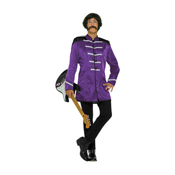 Men'S 60'S Revolution Mod British Explosion Mens Costume Mens Costume