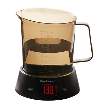 Brookstone Precision Measuring Cup Conversion Scale