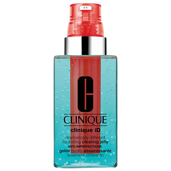 CLINIQUE Clinique iD™ Dramatically Different™ Hydrating Clearing Jelly + Active Cartridge Concentrate™ for Imperfections