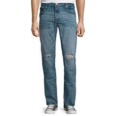 Arizona Destructed Slim Flex Jeans