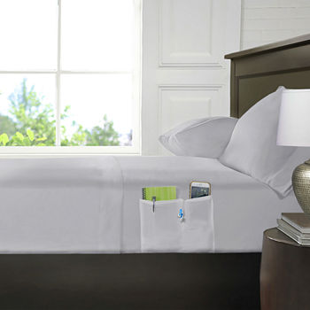 Cathay Home Silver Sheets For Bed Bath Jcpenney
