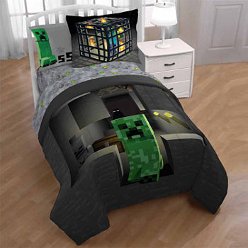 character1 - Minecraft Bedding Set