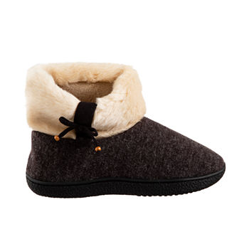 6820fa27ab5c Bootie Slippers Women s Slippers for Shoes - JCPenney